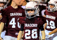 7/8 Maroon Dragons vs Arlington 09-29-15