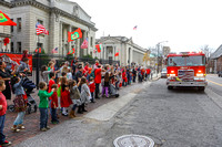 Fire Museum of Memphis - Breakfast with Santa - 2015